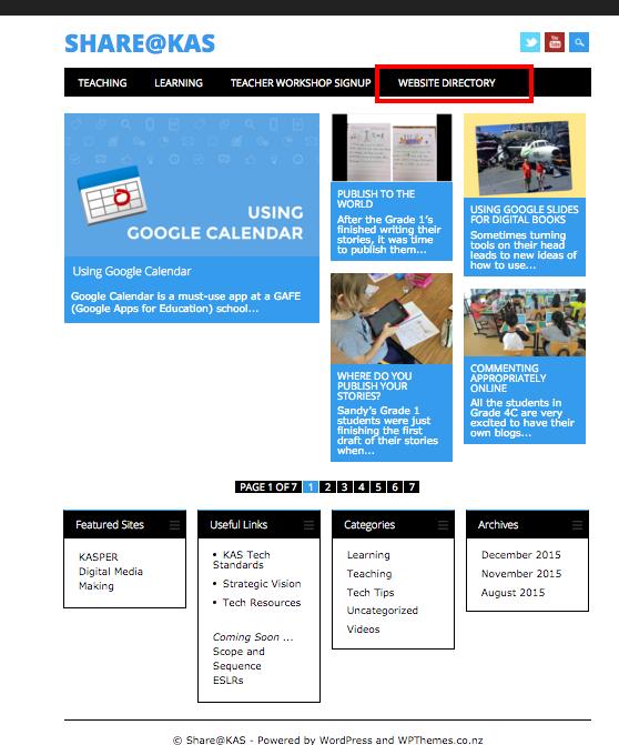 Website Directory