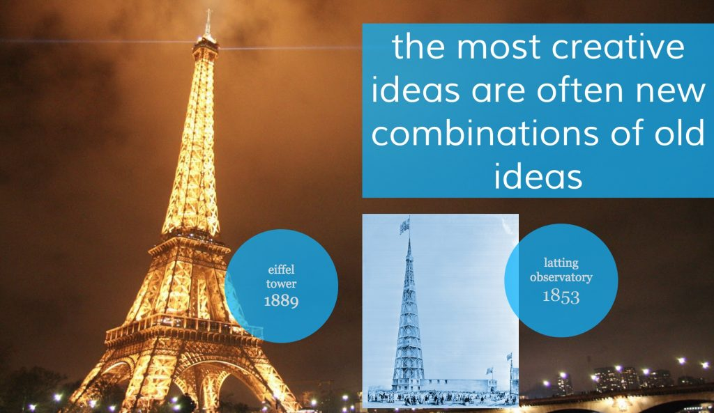 Combine to Innovate