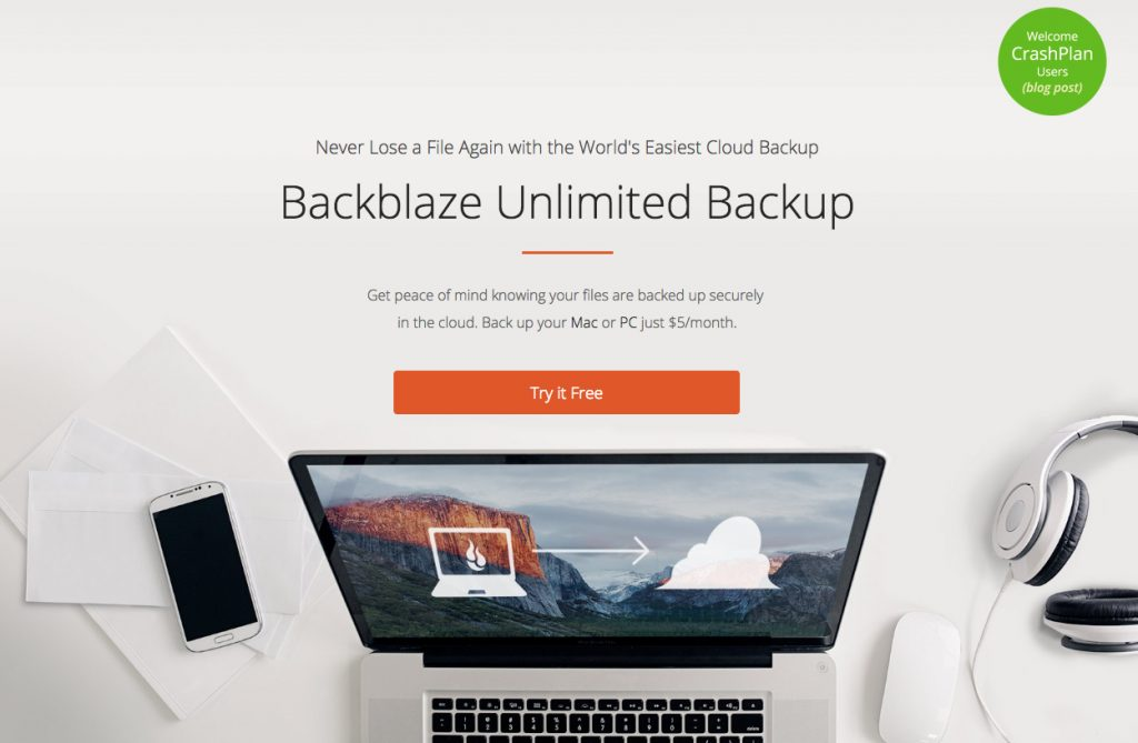 Backup Your Mac with Backblaze