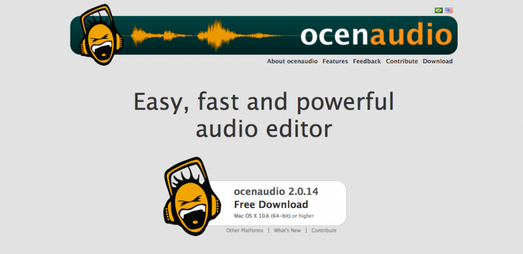 Record Audio for IB Students with ocenaudio
