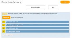 Socrative Quiz Based on Public Radio Program