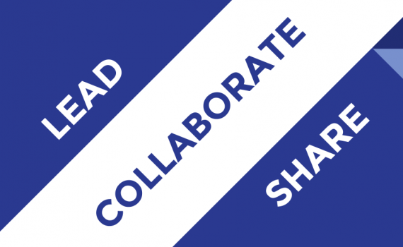 Lead, Collaborate, Share