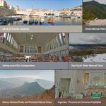Google Street View Virtual Reality App