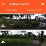 Virtual Reality Photo Camera App