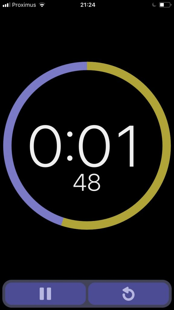 Visual Task Timer