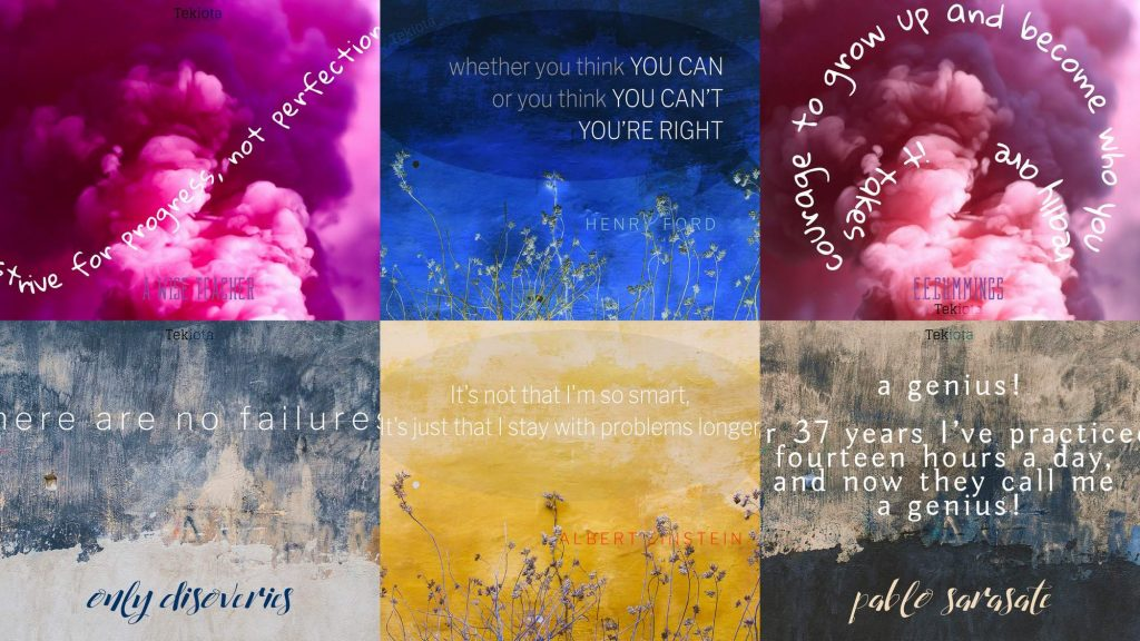 Growth Mindset Wallpapers