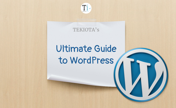 Ultimate Guide to WordPress Website