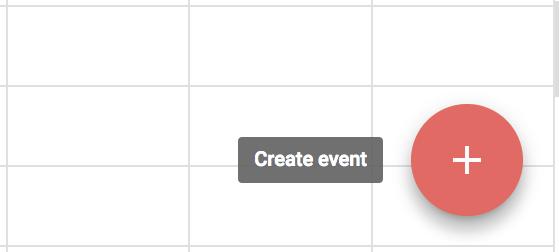 New Version of Google Calendar Create Meeting