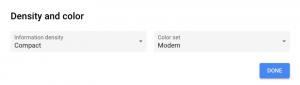New Version of Google Calendar Customize View