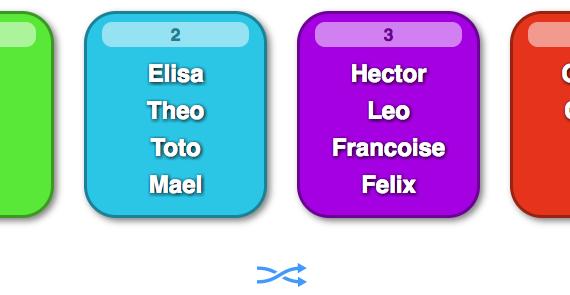 Create a Random Name Picker - Teams