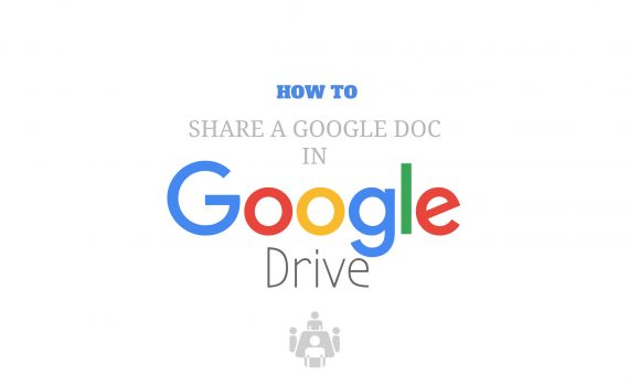 Share A File in Google Drive